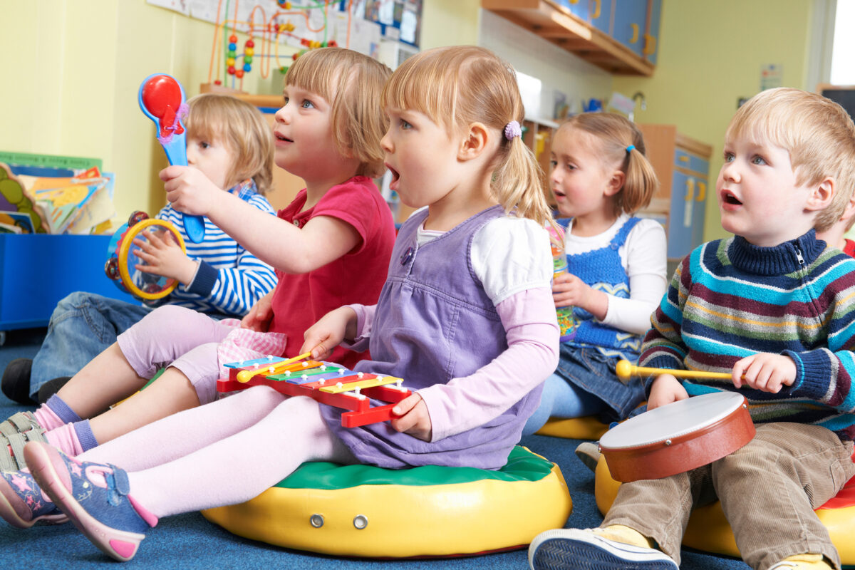 Giving Your Children Moral Education